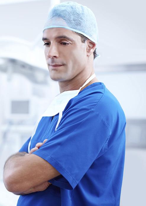stripper als Arzt