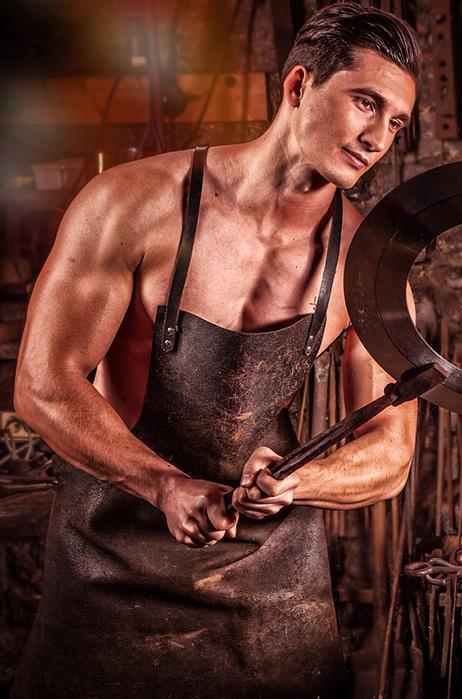 stripper als handwerker